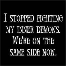 inner demons- DevID