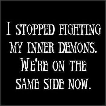 inner demons- DevID by HellFaust84