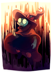 WITCH DOOG by Slitherbot