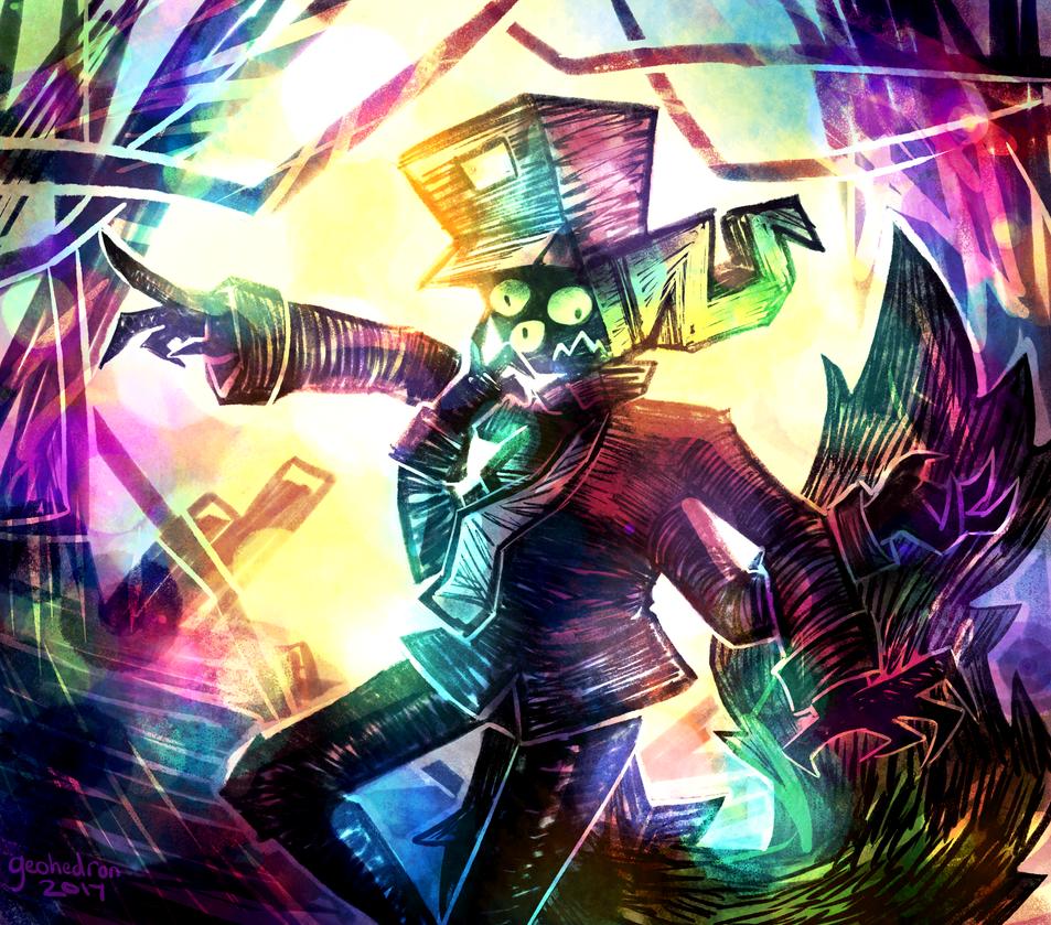 Leaaaaaaaaaf by Slitherbot