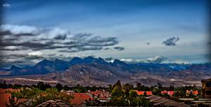 Vegas Mountain Views