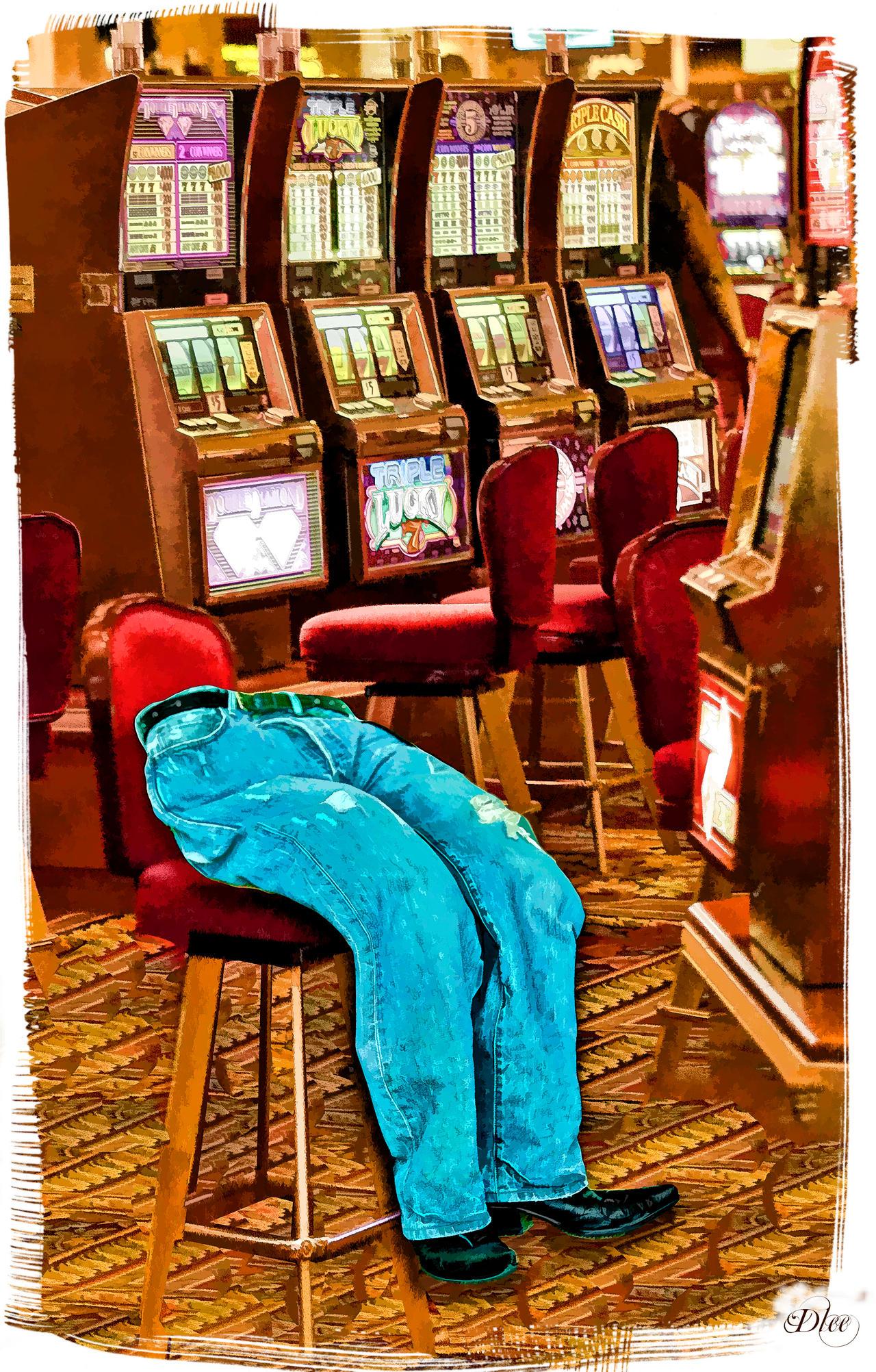 OMG Lost my Shirt in Vegas