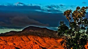 Mountain of New Mexico
