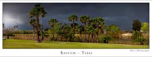 Bayview Texas Storm