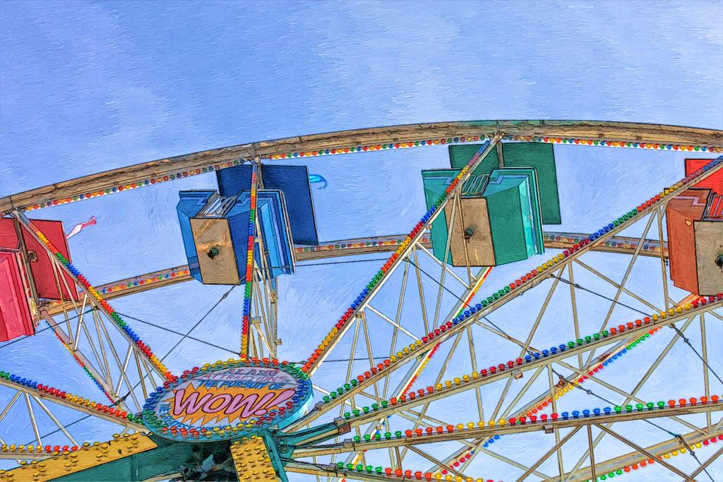 Carnival Ride 8