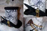 Steampunk Clock Hat