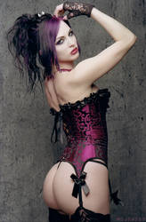 modeling Madame corzettes by MissCarissaWhite