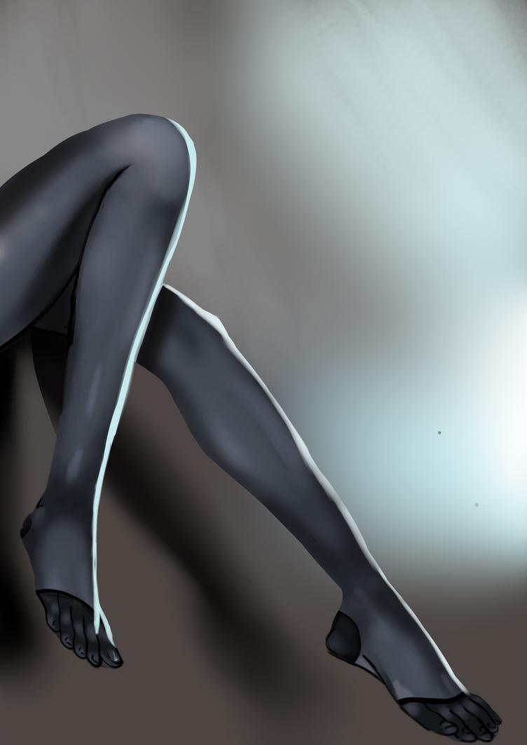 Legs by Risenegi