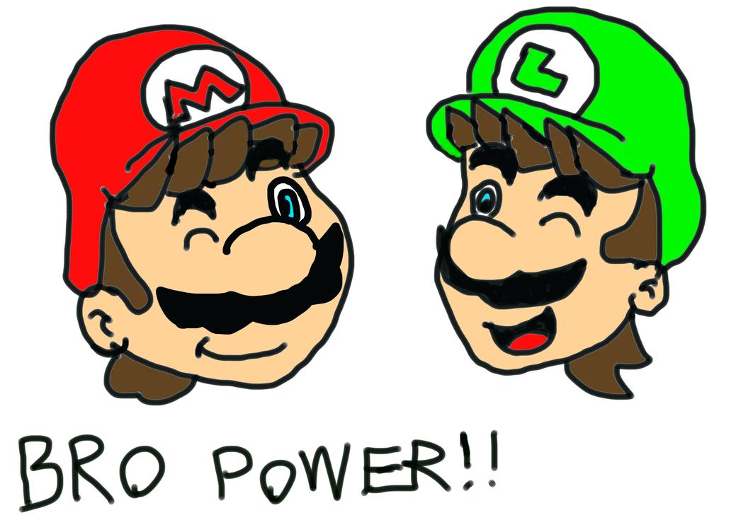 Mario Bros by filibolt
