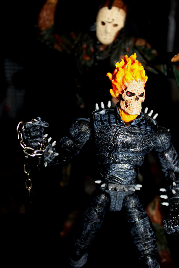 ghost rider by joker5063