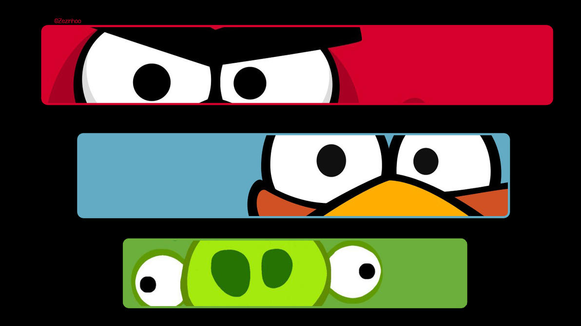 Angry Birds Wallpaper Pc By FullScubb