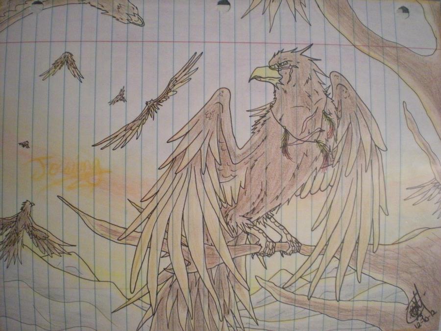 To Wing by PheonixAurora