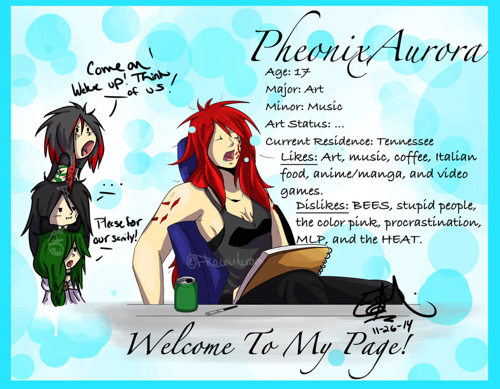 PheonixAurora's Profile Picture
