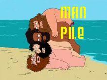Man Pile by tsuki-yomi3