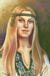 The daughter of Perun