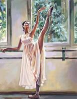 ballet by ladunya