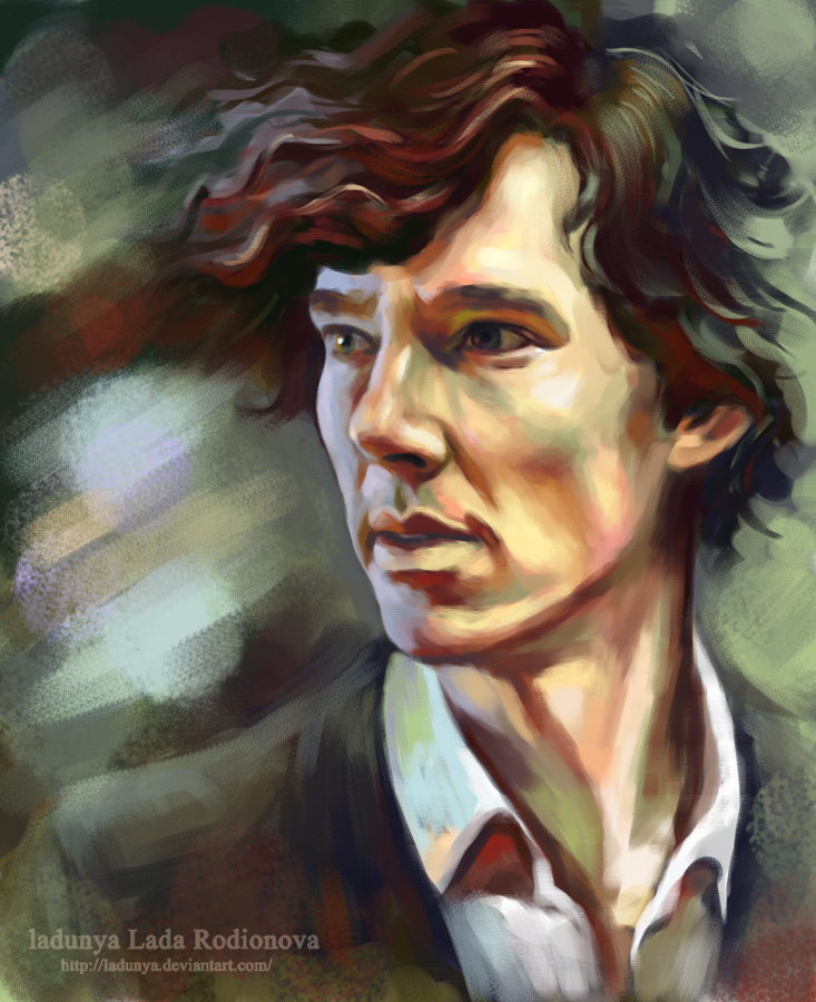 Windy Sherlock by ladunya