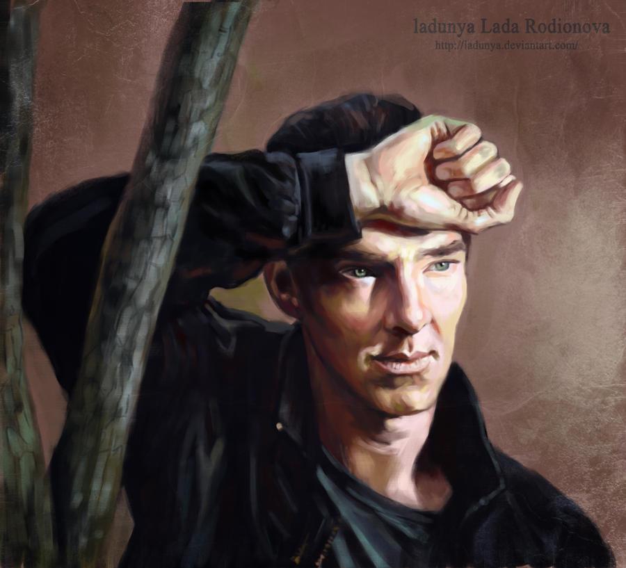 Benedict 14 by ladunya