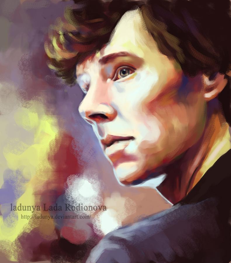 Sherlock 16 by ladunya