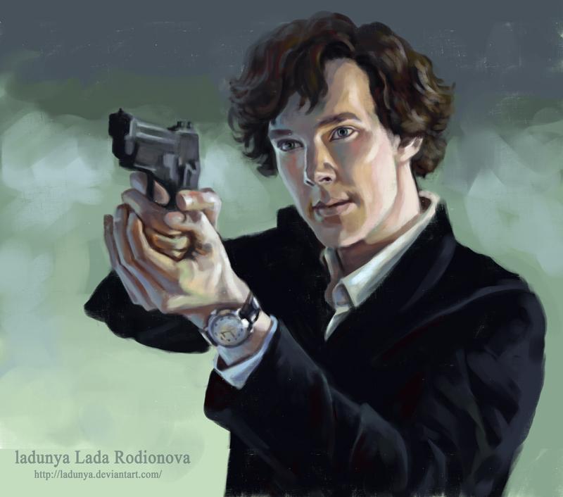 Sherlock 19 by ladunya