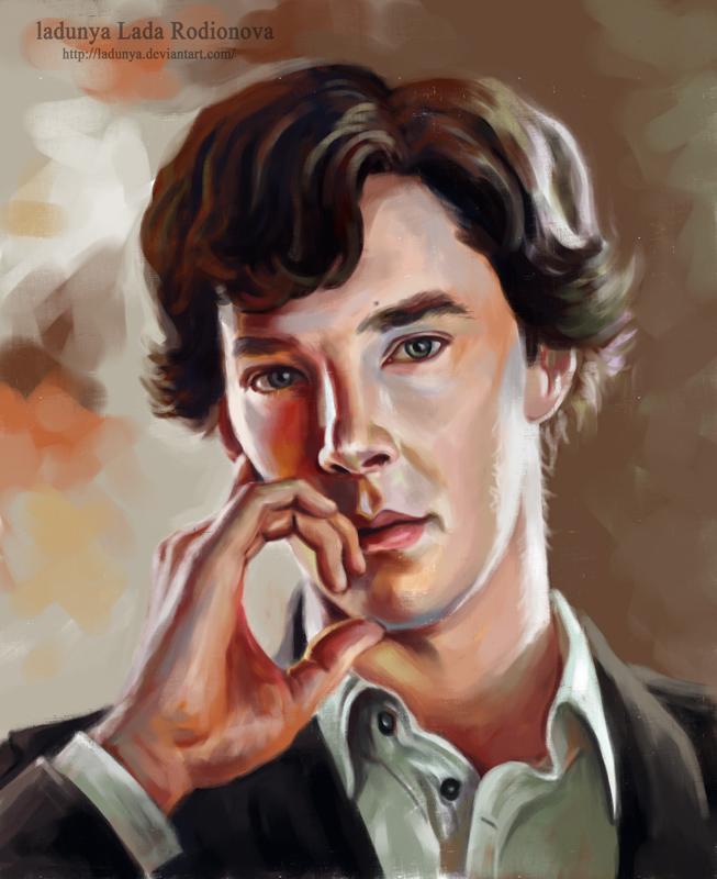 Sherlock 20 by ladunya