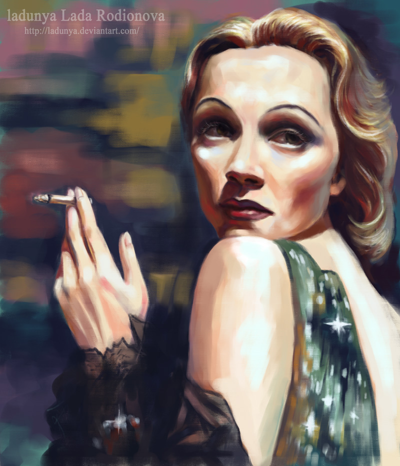 Marlene by ladunya