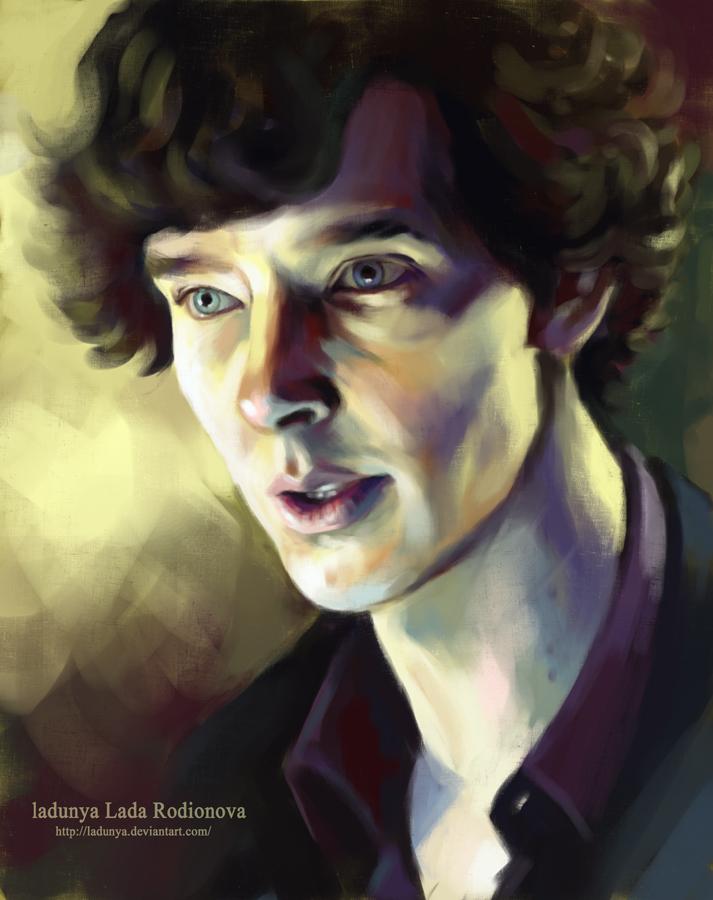 Sherlock 21 by ladunya