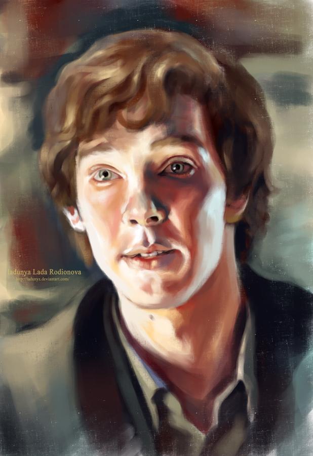 Sherlock (pilot) by ladunya