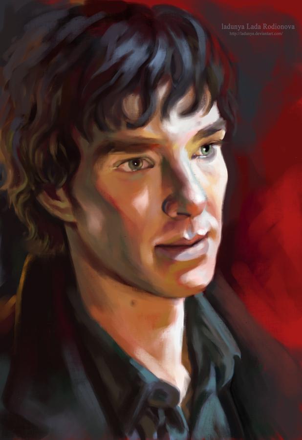Sherlock (pilot) 2 by ladunya