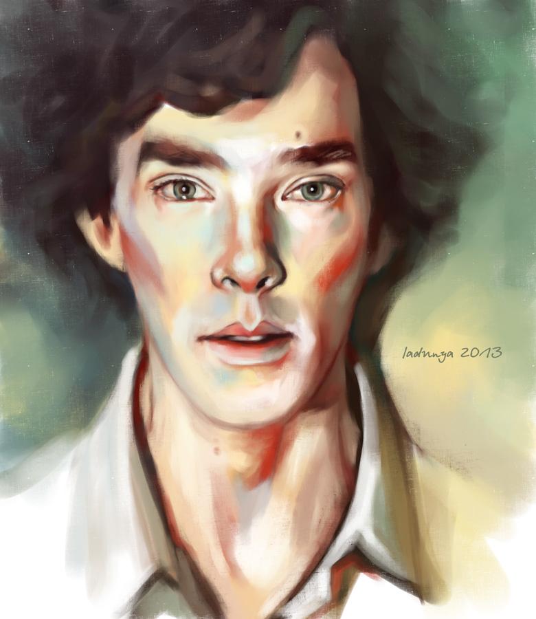 Sherlock) by ladunya