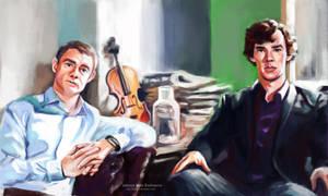 Boys) by ladunya