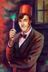 I'm the Doctor by ladunya