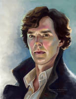 Sherlock*** by ladunya