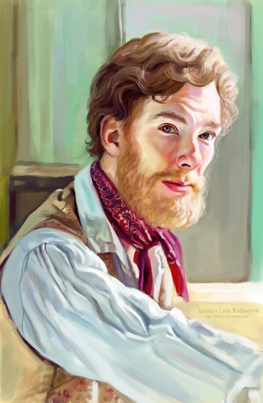 Van Gogh again by ladunya