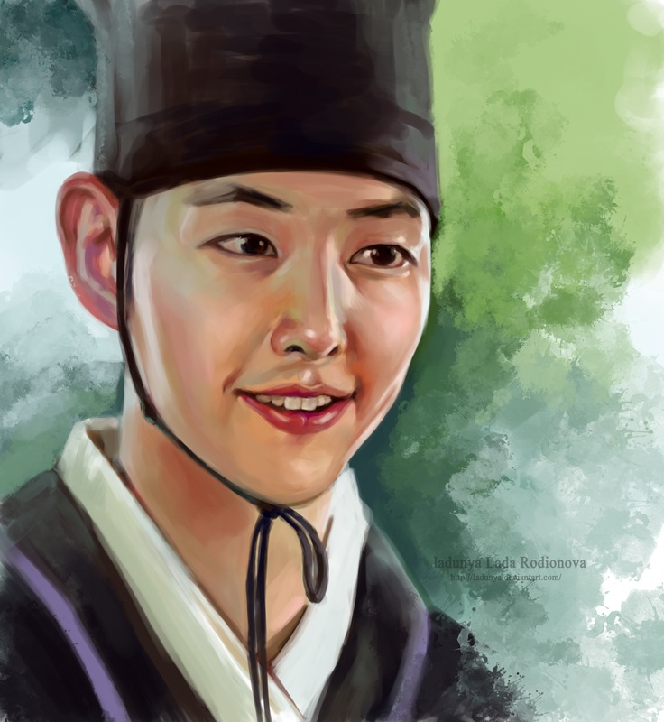 Song Joong Ki by ladunya