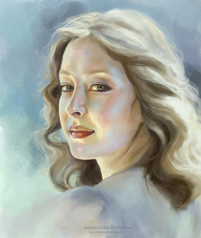 Larisa Udovichenko by ladunya