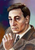 Vyacheslav Tikhonov by ladunya