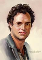Mark Ruffalo by ladunya