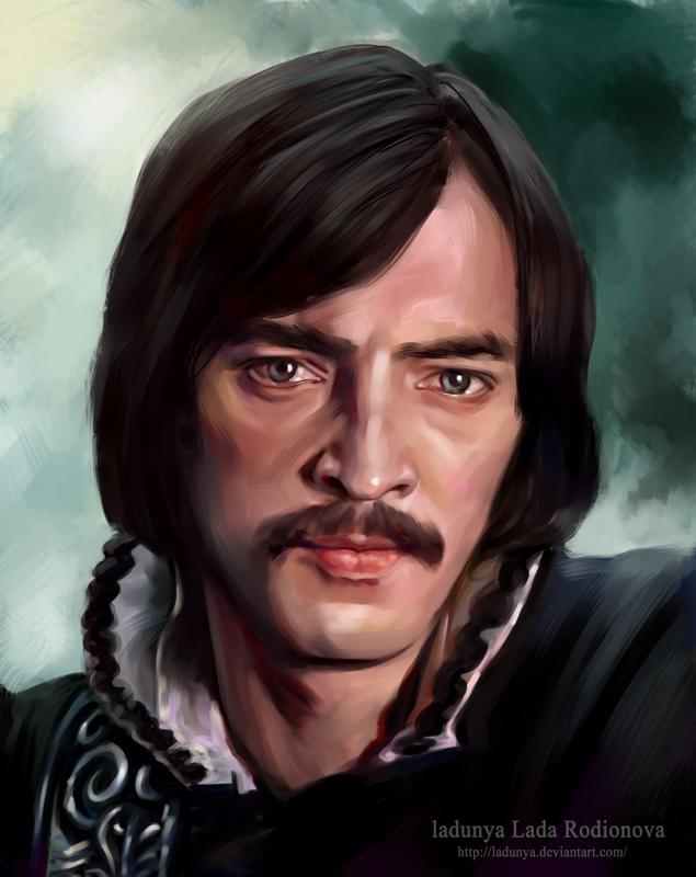 Mikhail Boyarsky as Teodoro by ladunya