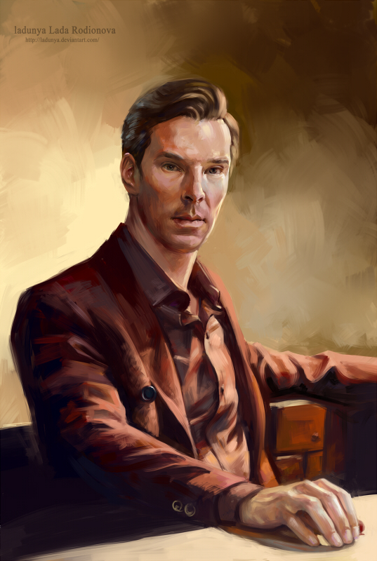 Benedict by ladunya