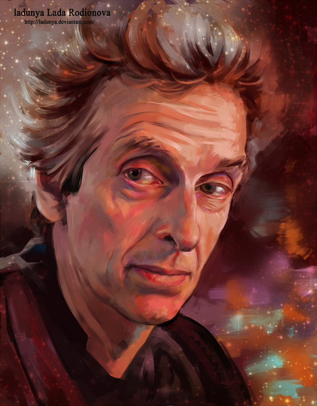 Doctor 12 by ladunya