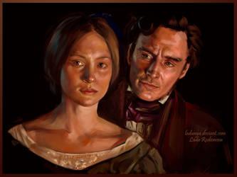 Jane Eyre by ladunya