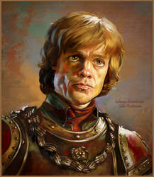 Tyrion Lannister by ladunya