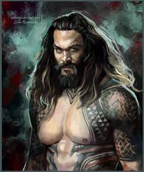 Aquaman by ladunya