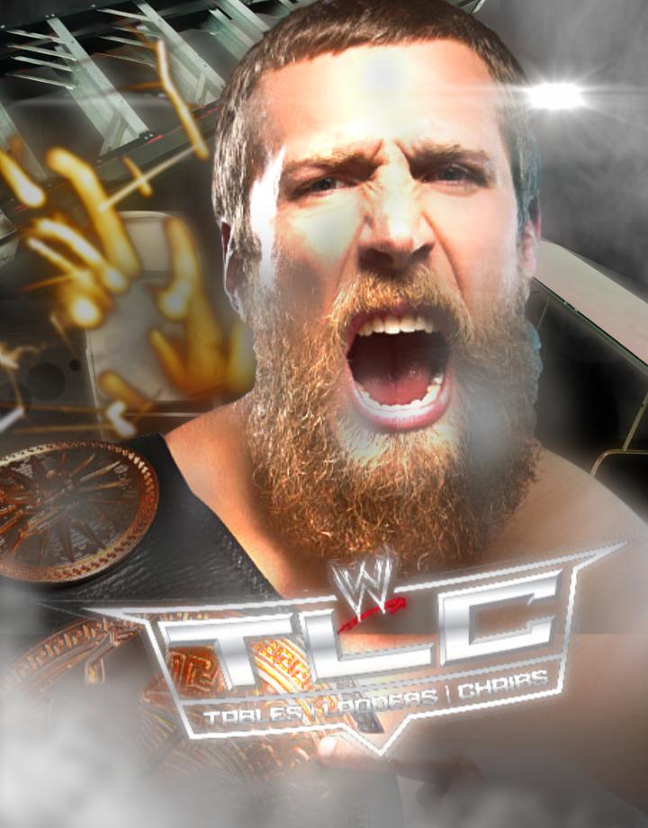 Custom WWE TLC PPV Poster 2012 by 619BiggestFan