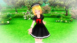 [MMD] Sailor Lolita Rin (Request)