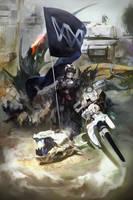 Dragon slayer by TOKIYA-SAKUBA