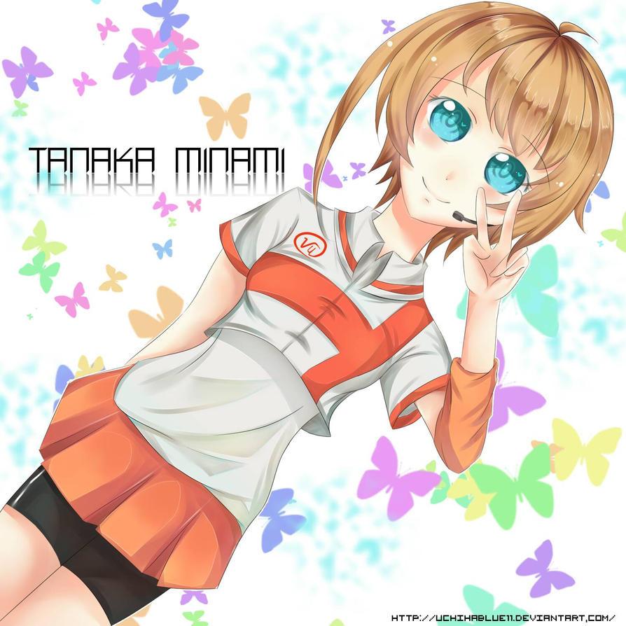 Tanaka Minami Tanaka Minami VU oc by UchihaBlue11 ...