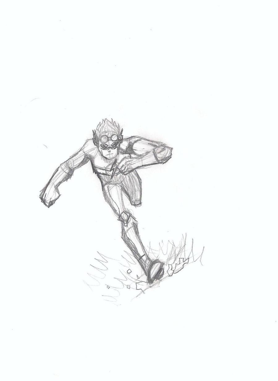 All Kid Flash Saiyan Octonauts Coloring