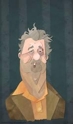 Mr. Murray by WonderDookie